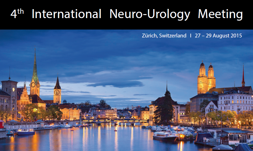 Fourth International Neuro Urology meeting 2015