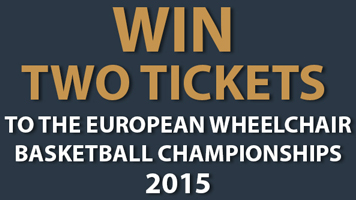 Get Active European Wheelchair Basketball Competition promo module image